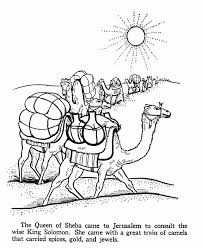 coloring page for king solomon king solomon bible story coloring page homeschool bible