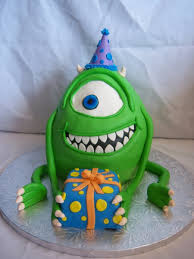 mike zukowski monster u0027s inc cake cakecentral com