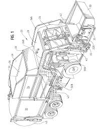 patent us6332745 compacting system and refuse vehicle google