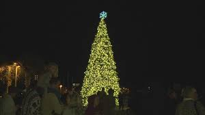 panama city beach christmas lights aaron bessant park lights up for tree lighting festival