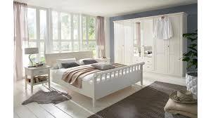 Schlafzimmer Betten G Stig Schlafzimmer Halifax Weiss Komplett Im Landhausstil Pickupmöbel De