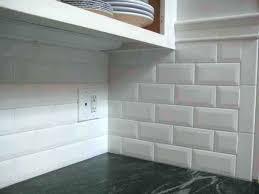 what is subway tile beveled subway tile beveled subway tile backsplash herringbone