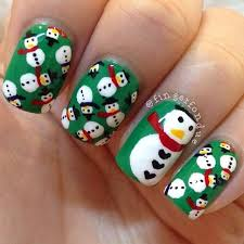 623 best christmas nails images on pinterest holiday nails