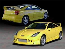 2000 toyota celica gts kits bcs style complete kit for toyota celica 2000 2005