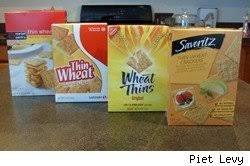 best wheat crackers we rank the house brands aol finance