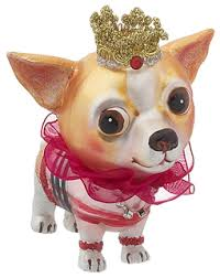 chihuahua ornament from christmasornaments look at