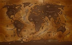 Old World Maps by World Maps Wallpaper Wallpapersafari