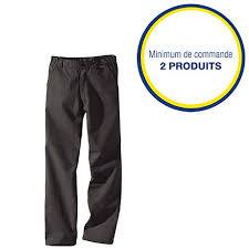 pantalon de cuisine homme metro fr pantalon de cuisine homme coupe t 58