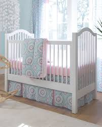 Aqua And Pink Crib Bedding by The Right On Mom Vegan Mom Blog Aqua Baby Room Bedding And