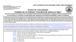 Motor Vehicle Power Of Attorney Form by Dealertrack Out Of State Registration And Titling