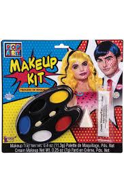 Halloween Makeup Kit by Pop Art Makeup Kit Mugeek Vidalondon