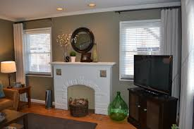 hanging curtain rods with crown molding all about curtain and decor