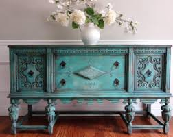 1930 Buffet Sideboard Sold To Mario Antique Hand Painted French Country Renaissance