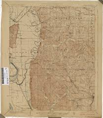 Map Of Illinois And Missouri by