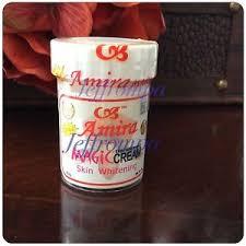 ebay ksa 1 real amira magic cream skin whitening prevent blemishes dark spots