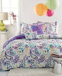 Colorful Comforters For Girls Teen Bedding Sets For Girls Twin Xl Roxy Bedding College