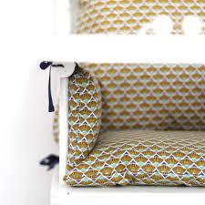 coussin chaise haute bebe coussin chaise haute waxx en coton enduit pour bébé