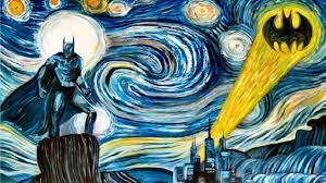 free desktop starry night wallpaper wallpaper wiki