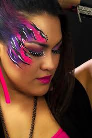 halloween hippie makeup looks top 25 best rave face paint ideas on pinterest festival face