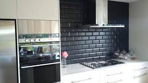 black glass tiles for kitchen backsplashes boodleup 8 93 most stunning unique glass mosaic tile kitchen
