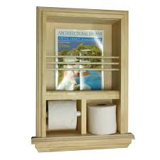 toilet paper cabinet wood usashare us