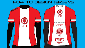 custom motocross jersey adobe illustrator gaming jersey designing tutorial by defyarts