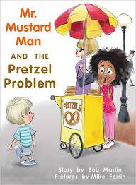 mr mustard mr mustard and the pretzel problem level h 14 rr books