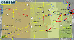 United States Region Map by Large Regions Map Of Kansas State Kansas State Usa Maps Of