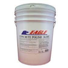 eagle 5 gal concrete polish gloss floor finish ewg5 the home depot
