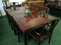 Asian Dining Room Furniture Asian Dining Room Table Makingithappen Me