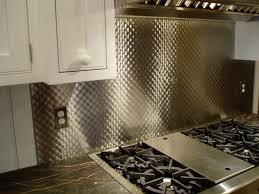 stainless steel kitchen backsplash kitchen 20 stainless steel kitchen backsplashes hgtv 14009796