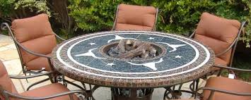 themed patio shop outdoor patio furniture dining tables and pits