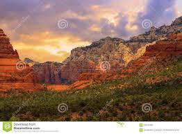 sedona arizona sunrise stock photo image 59272405
