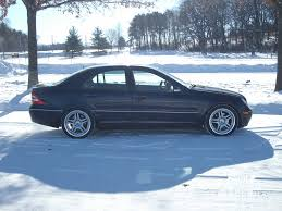 2003 mercedes benz c class information and photos zombiedrive