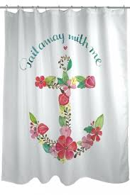 Shower Curtains For Guys Romantic Floral Scarf Shower Curtain Nautical Shower Curtain Hooks