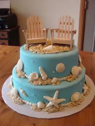Ocean Cake Decorations Peacock Wedding Cakes With Cupcakes Kobigal Com