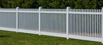 madison vinyl picket fence shoreline vinyl systems