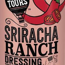 sriracha ranch dressing u2013 culinary tours foods