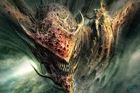la bestia dominando a la bestia by dibujante nocturno on deviantart
