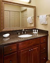 bathroom fixtures undermount concrete antique brass bowl round