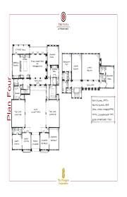 plan four floor plan the vista at twenty mile nocatee