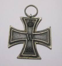 worldantique german iron cross of 2nd grade 1 ww