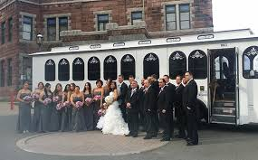 wedding rentals nj jakes wedding trolley nj trolley service and rental nj nyc