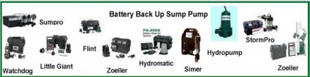 pumps selection battery backup sump pump review compare