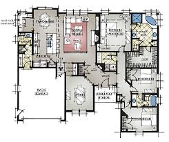 one story floor plans with bonus room one story house plans with bonus room above garage and basement