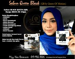 Sabun Qm sabun solid black by qm mhr stokis produk kecantikan
