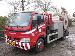 toyota dyna toyota spulevogn toyota dyna with tank and flusher for sale