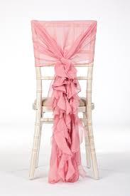 Chiffon Chair Sash Chair Sashes Event Decor Group