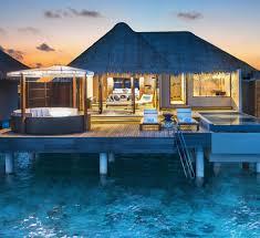 chambre sur pilotis turquoise tour operator maldives w retreat spa maldives reservation