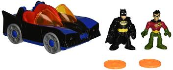amazon fisher price imaginext super friends batman robin